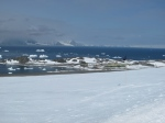 Rothera from above